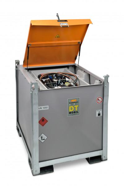 DT-Mobil PRO ST COMBI 980-200 Premium mit Elektropumpe Cematic Duo – Beispielabb. Basic-Ausführung