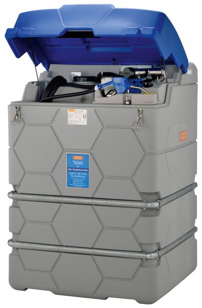 Cemo Outdoor Basic AdBlue®-CUBE-Tank 1500 Liter mit Klappdeckel