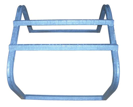 Fassbock FB1 aus Stahl