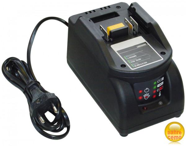 Cemo Li-Ion-Akku-Ladegerät 220 bis 240 VAC / 3 A