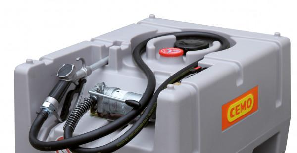Beispiel für DT-Mobil Easy 200 Liter mit Handpumpe