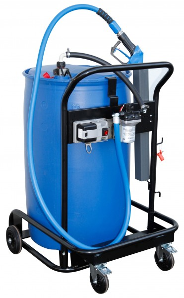 Bluetroll Car PRO mit 12-V-Elektropumpe für AdBlue® – Lieferumfang ohne Fass