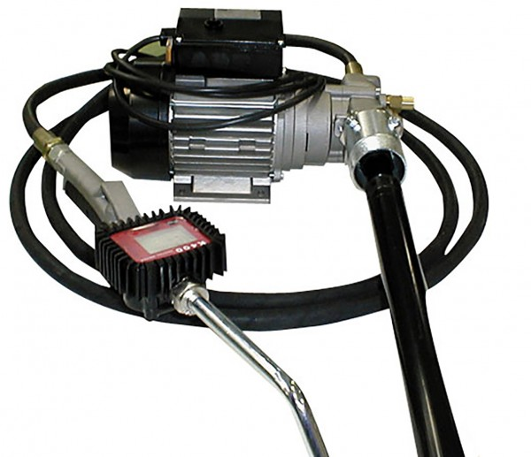 Schmierstoffpumpe Viscomat 200/2 mit Literzähler K400