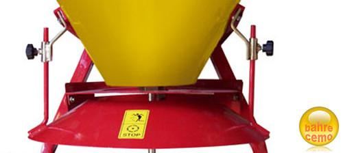 Streubreitenbegrenzer für Anbaustreuer SA130
