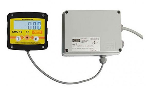Zähler für AdBlue® mit Zugangskontrolle und Tankdatenverwaltungssystem 12 Volt