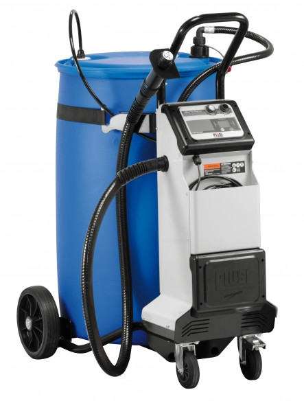 CEMO Bluefill PRO X für AdBlue® – Lieferumfang ohne Fass