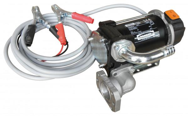 Elektro-Diesel-Pumpe 12 Volt mit DC-Bürstenmotor