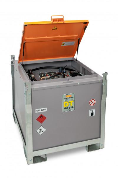 DT-Mobil PRO ST 980 Basic-Ausführung mit Elektropumpe Cematic Duo 24 12 Volt