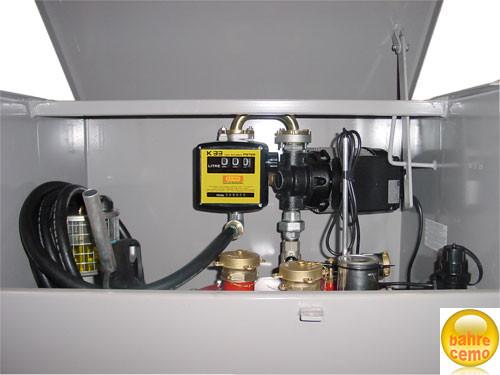 Viscomat 90 Elektropumpe 230 Volt mit Zähler K33