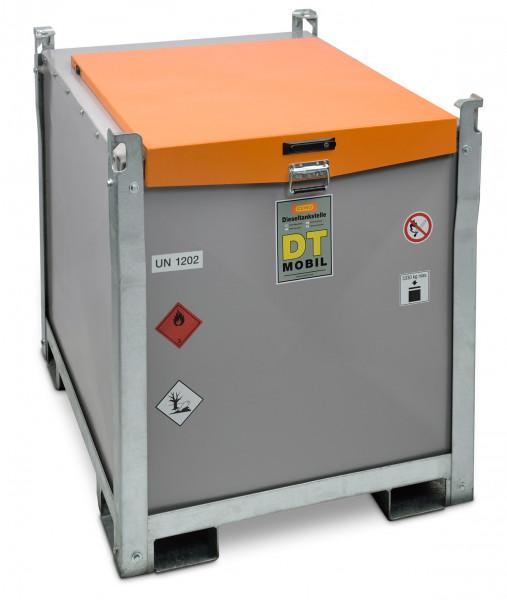 DT-Mobil PRO PE 980 Generatorentank geschlossen