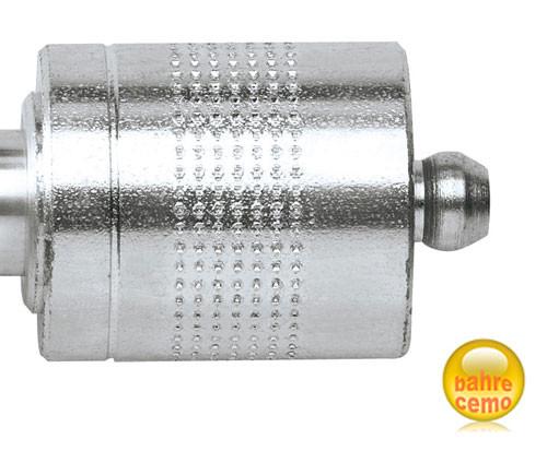 Beispiel Kupplungsstecker für Druckluft
