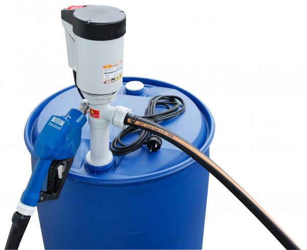 Fass-Pumpe ECO-1 für AdBlue mit Automatikzapfpistole