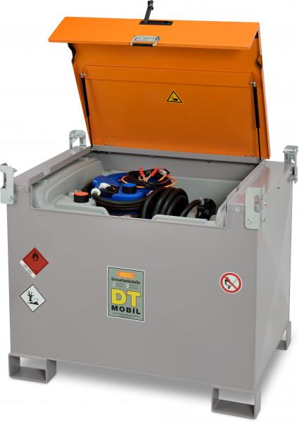 DT-Mobil PRO PE COMBI 440 50 Liter Basic mit 12-Volt- oder 24 Volt-Pumpe