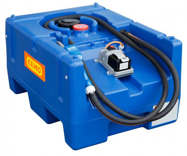 Blue-Mobil Easy 125 Liter mit Elektropumpe CENTRI SP30 und Akku-System