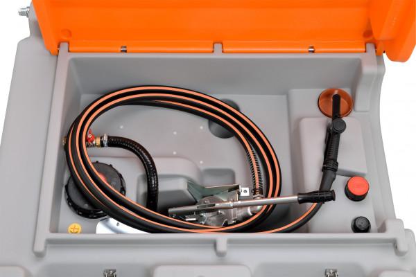 DT-Mobil Easy 980 Liter mit Handpumpe und Klappdeckel