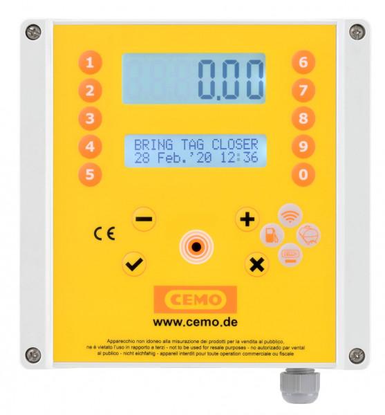 Zähler mit Zugangskontrolle und Tankdatenverwaltungssystem CMO20 für Dieselt 230 Volt