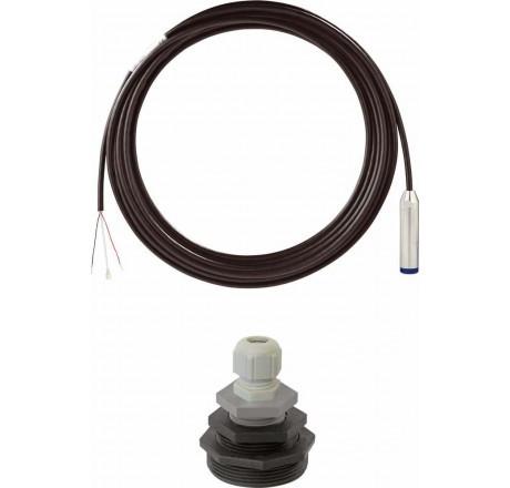 Drucksonde Edelstahl LC 0 - 250 mbar für Smatrbox mit 6 m Kabel und Montage-Set
