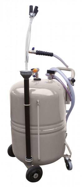 Ölabsauggerät pneumatisch 80 Liter