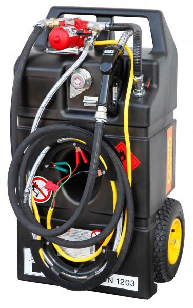 Absaug- und Tanktrolley für Kraftstoffe – elektrisch