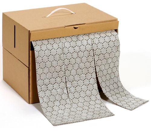 Cemsorb-Tuchrolle Universal mehrfach perforiert