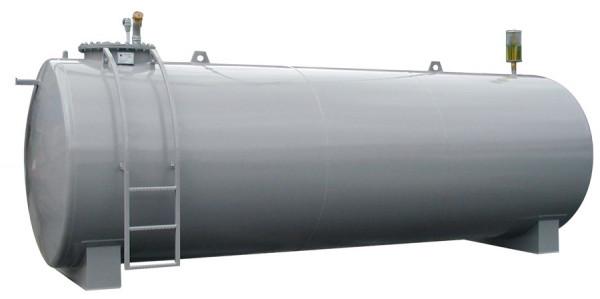 Stahltank für Dieseltankanlage ohne Zubehör
