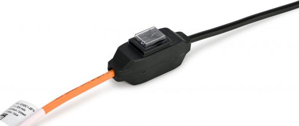 Schnurzwischenschalter aus Kunststoff für Tauchpumpe CENTRI SP30
