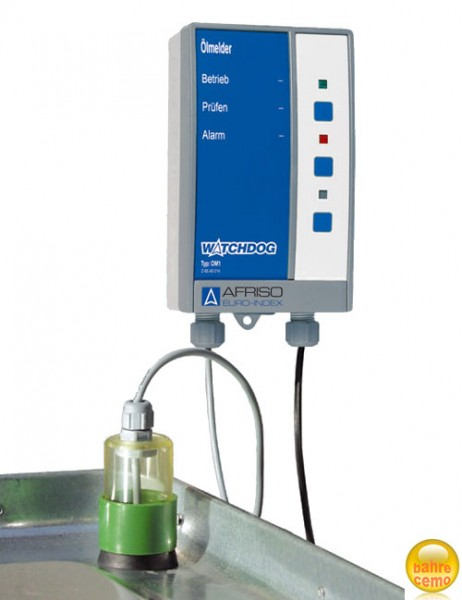 Leckage-Sonde optisch / akustisch für Tanks