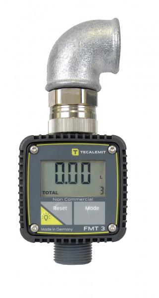 Durchfluss-Zähler FMT 3/50 elektrisch