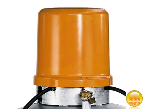 Pumpenhaube abschließbar für DT-Mobil Dieseltankanlagen