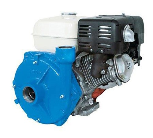 Hypro Zentrifugalpumpe mit Honda-Benzinmotor, Gehäuse aus Gusseisen