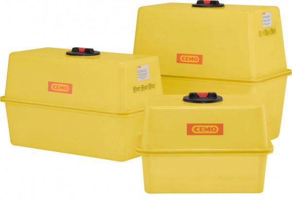 GFK-Fässer kstenförmig 200 bis 600 Liter