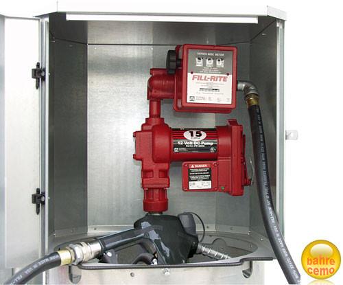 Elektropumpe 12 V für KS-MOBIL mit Zähler