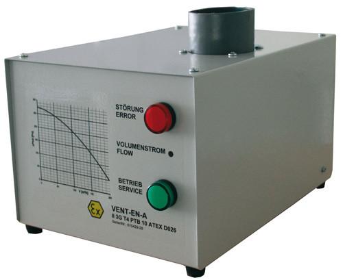 Abluftventilator für Sicherheitsschrank Typ FWF30
