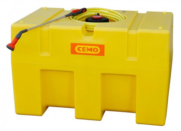 Beispiel mobiles Bewässerungssystem BWS 30-PE 450 Liter – Sprühlanze optional