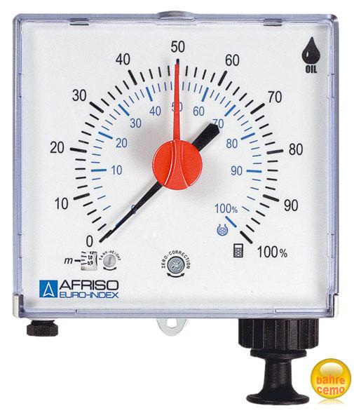 Füllstandmessgerät pneumatisch