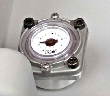 Füllstandanzeiger für DT-Mobil Easy Dieseltankanlage 430 und 460 Liter Inhalt