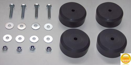 Pritschenbefestigung-Material für CEMbox