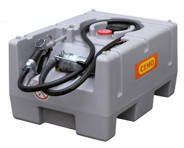 Mobile Tankanlage für Diesel DT-Mobil Easy 125 Liter mit Handpumpe