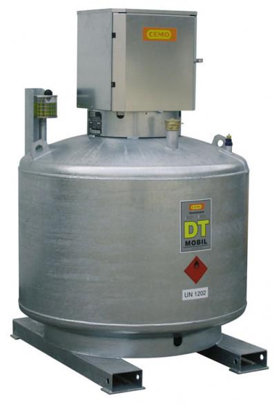 Abb. ähnlich: DT-Mobil 980 Liter mit Pumpenschrank
