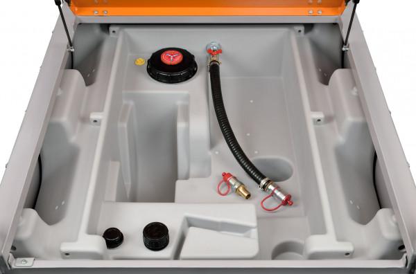 DT-Mobil PRO PE 980 ohne Pumpe mit Schnellkupplung