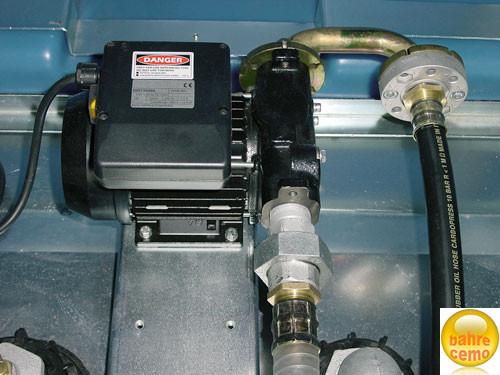 Elektropumpe 230 V passend zu DT-MOBIL CUBE