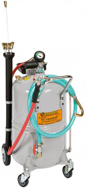 Ölabsauggerät mobil mit 65 Liter Behälter