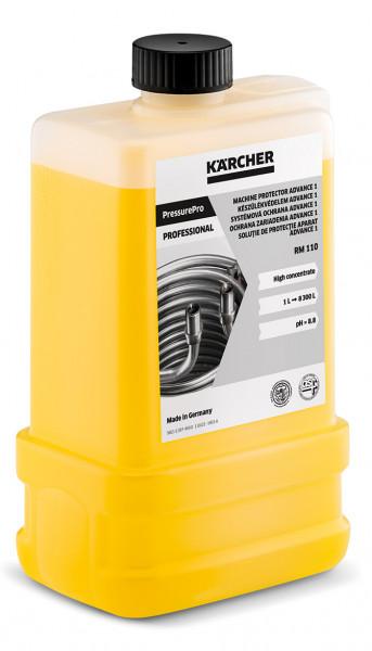 Enthärter RM 110 – Inhalt 1 Liter für mobiles Reinigungs- und Unkrautbekämpfungssystem