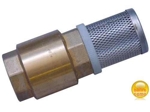 Fussventil aus Messing für Diesel-Pumpen