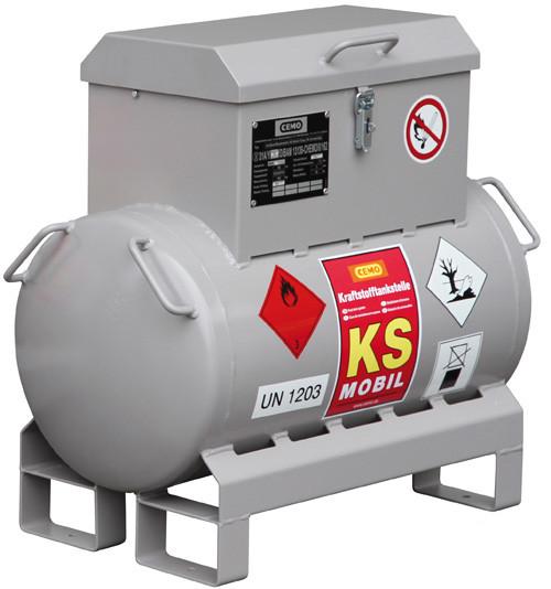 KS-Mobil 90 Liter mit ADR-Zulassung und Handpumpe