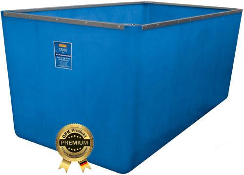 GFK-Auffangwanne für AdBlue®-Tankanlagen mit Bantagentank »Basic«