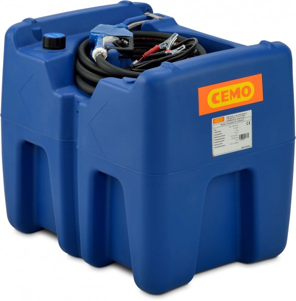 Blue-Mobil Easy 210 Liter mit Elektropumpe CENTRI SP30 ohne Klappdeckel