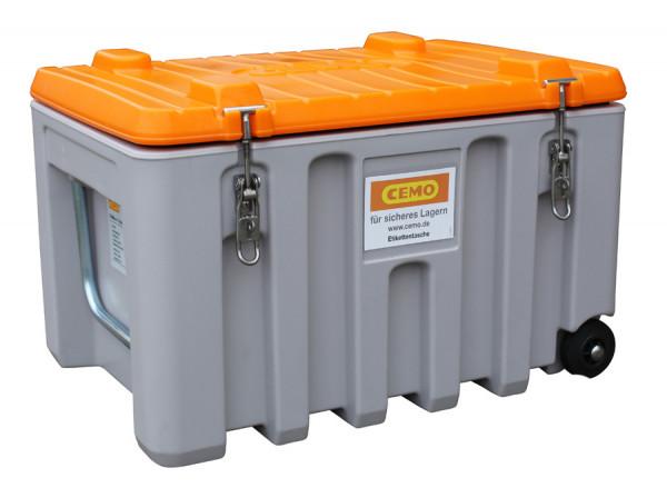CEMbox-Trolley 150 Liter in grau von Cemo