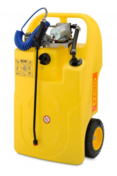 Cemo Sprüh-Caddy 60 Liter für flüssige Auftaumittel