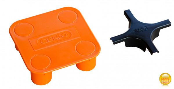 Kreuzverbinder für PE-FlächenschutzsystemeHD